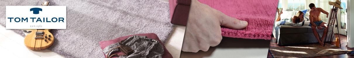 Tom Tailor Teppich bei tepgo kaufen Versandkostenfrei!