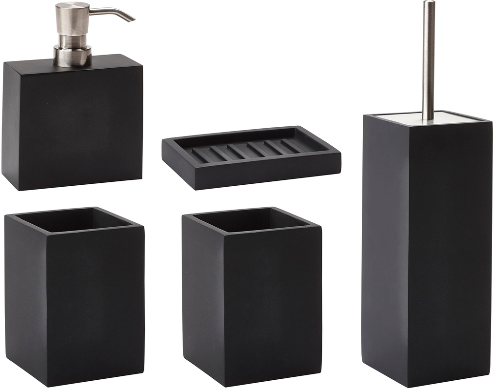 bad accessoires trendy relaxdays teilig bambus behlter with bad accessoires with bad. Black Bedroom Furniture Sets. Home Design Ideas