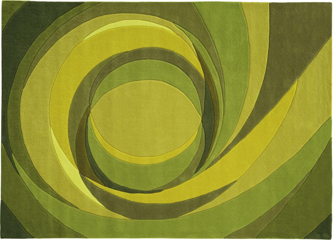 Kinderteppich grün gelb  Arte Espina SPIRIT 3002 grün Angebote bei tepgo kaufen ...