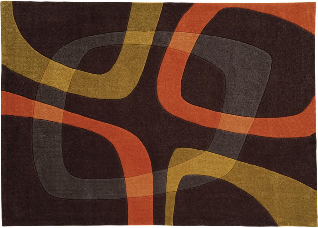 arte espina spirit 3010 braun designerteppich teppich. Black Bedroom Furniture Sets. Home Design Ideas