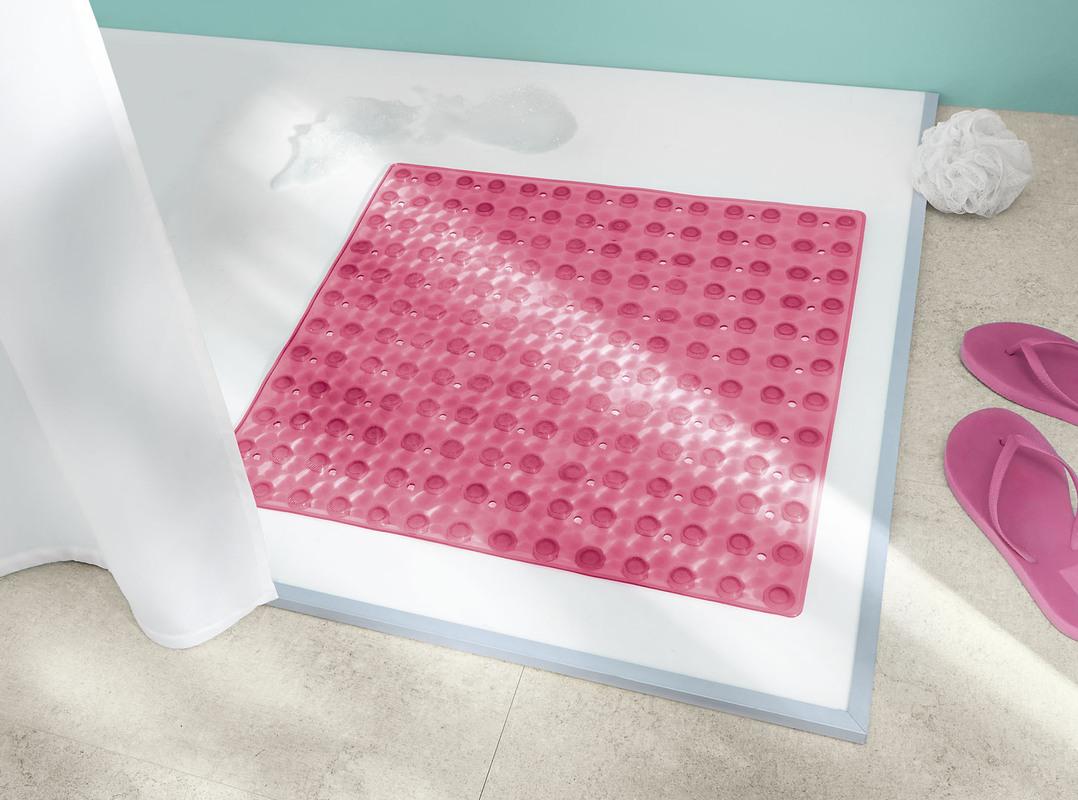 barbara becker duscheinlage florida koralle badaccessoires dusch wanneneinlagen bei tepgo. Black Bedroom Furniture Sets. Home Design Ideas