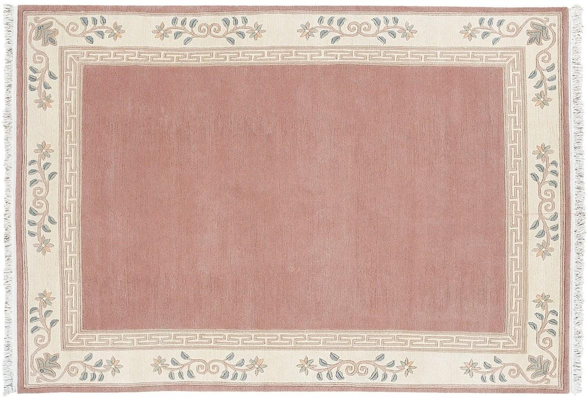 Luxor Living Nepal Teppich, Classica, 295, altrosé Teppich