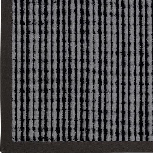 DEKOWE Teppich Naturana Rips, silber Wunschmaß im