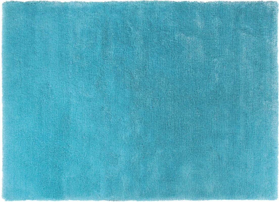 Esprit Teppich Kinderteppich ~ Esprit hochflor teppich soft glamour esp blau teppich