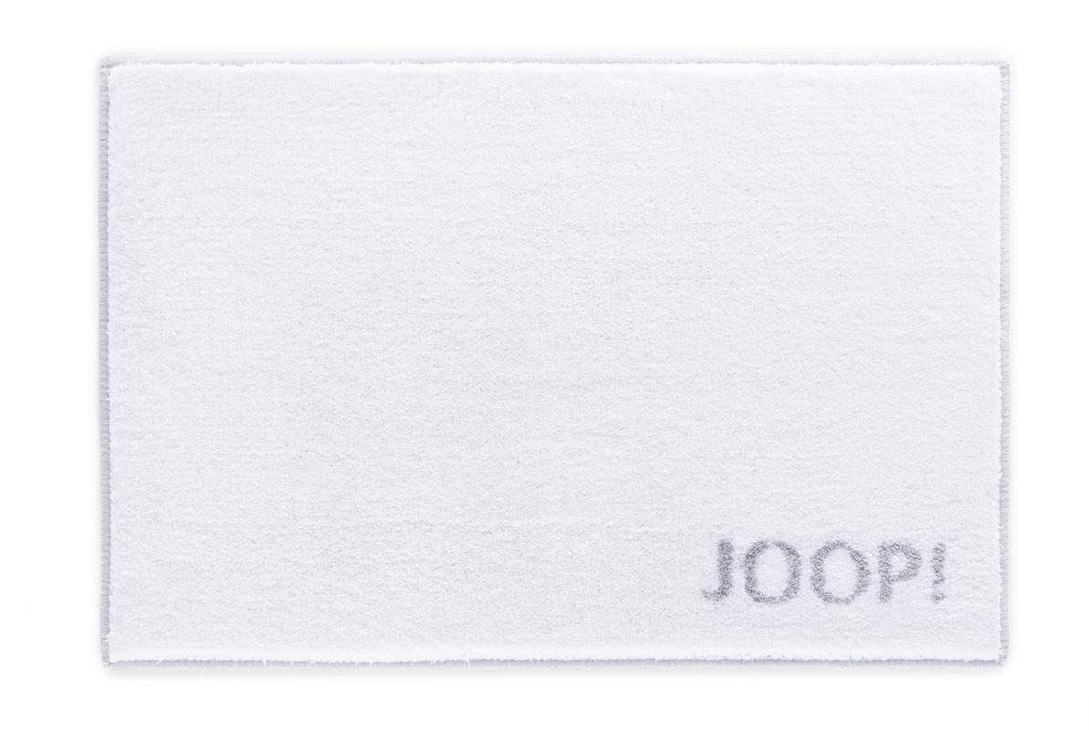 joop badteppich classic 01 wei badteppiche bei tepgo kaufen versandkostenfrei. Black Bedroom Furniture Sets. Home Design Ideas