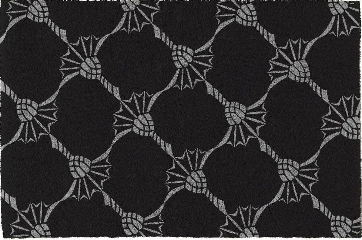 joop badteppich cornflower allover 015 schwarz badteppiche bei tepgo kaufen versandkostenfrei. Black Bedroom Furniture Sets. Home Design Ideas