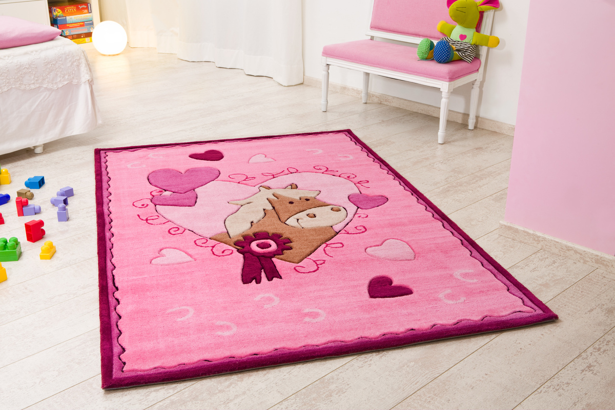 Teppichboden kinderzimmer rosa  Kelii Angebote 120 - 129 cm breit bei tepgo kaufen. Nicht mehr ...