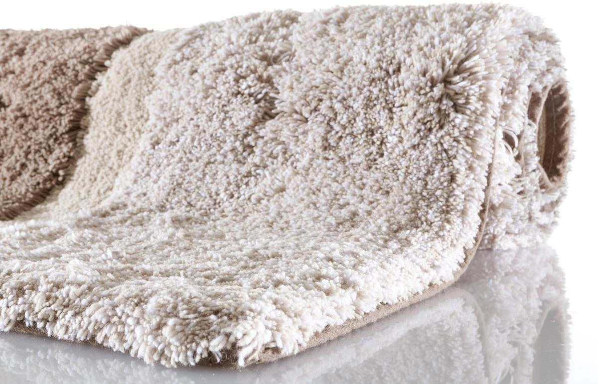 kleine wolke badteppich life taupe badteppiche bei tepgo kaufen versandkostenfrei. Black Bedroom Furniture Sets. Home Design Ideas