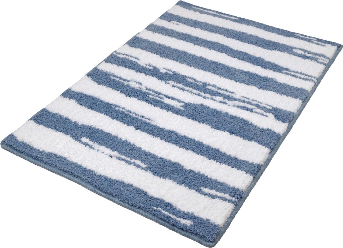kleine wolke badteppich tunis stahlblau badteppiche bei. Black Bedroom Furniture Sets. Home Design Ideas
