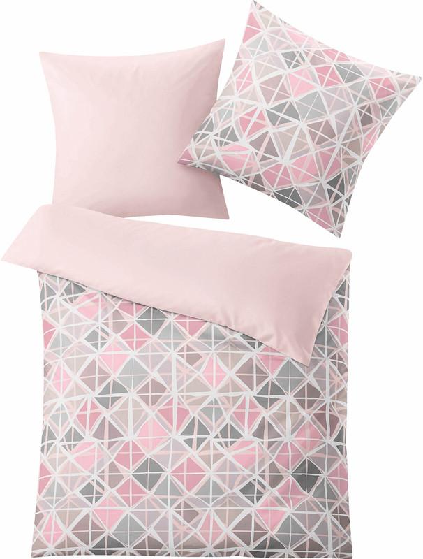 kleine wolke bettw sche mesh pastellrose wohnaccessoires bei tepgo kaufen versandkostenfrei. Black Bedroom Furniture Sets. Home Design Ideas