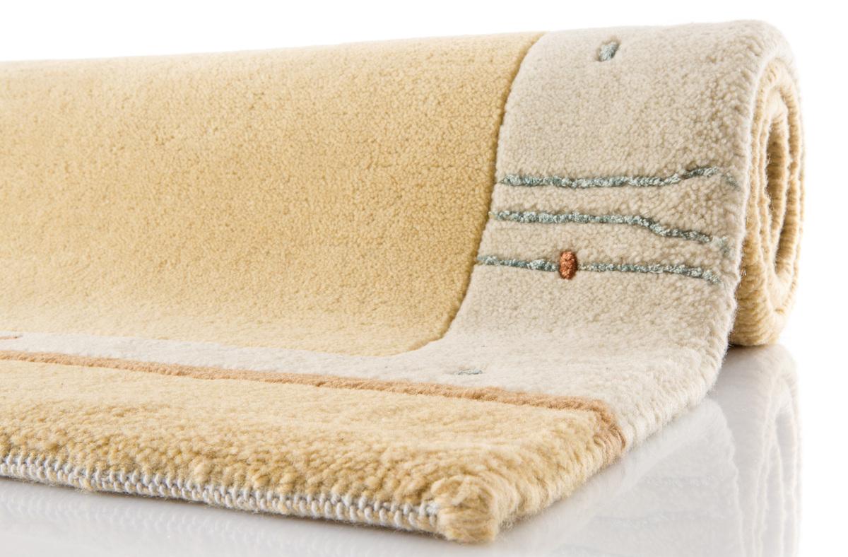 krishna nepal teppich 278 gold teppich nepalteppich bei. Black Bedroom Furniture Sets. Home Design Ideas