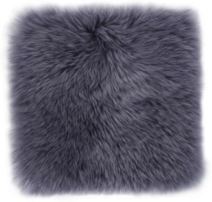luxor living sitzkissen schaffell grau 34 cm x 34 cm teppich bei tepgo kaufen versandkostenfrei. Black Bedroom Furniture Sets. Home Design Ideas
