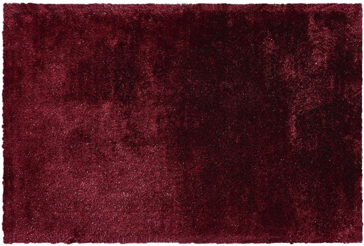 obsession love deluxe 335 bordeaux teppich hochflor teppich bei tepgo kaufen versandkostenfrei. Black Bedroom Furniture Sets. Home Design Ideas