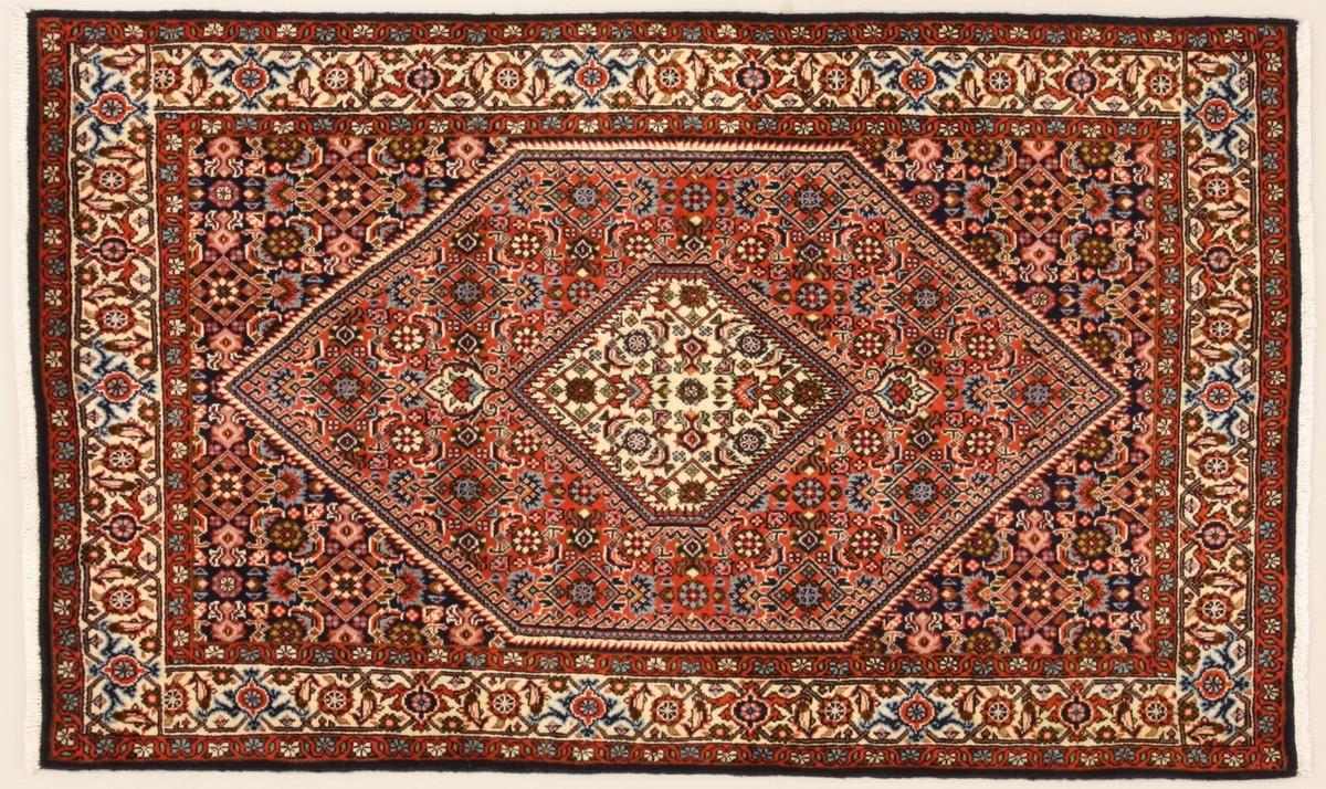 Perser teppich muster  Oriental Collection Bidjar-Sand rot 76012, Perser-Teppich Teppich ...