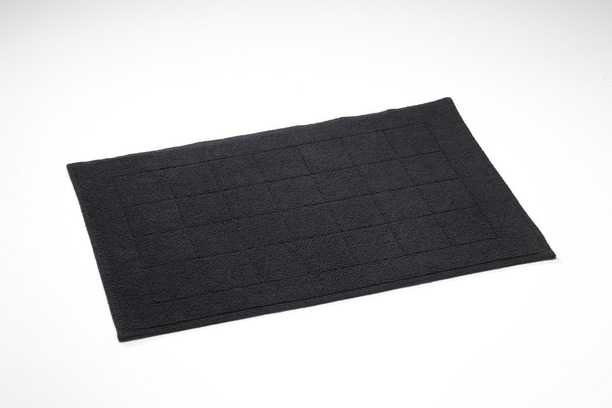 rhomtuft badematte relax schwarz badteppiche bei tepgo kaufen versandkostenfrei. Black Bedroom Furniture Sets. Home Design Ideas