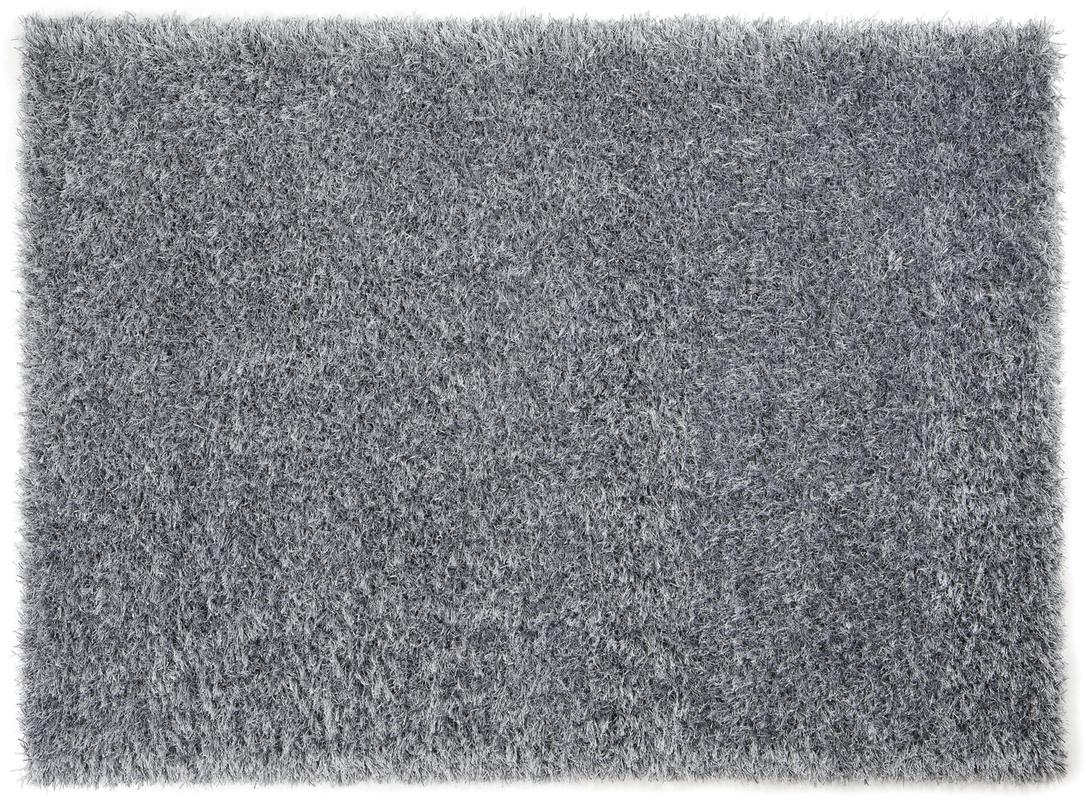 sch ner wohnen hochflor teppich feeling silber 55 mm florh he teppich hochflor teppich bei. Black Bedroom Furniture Sets. Home Design Ideas
