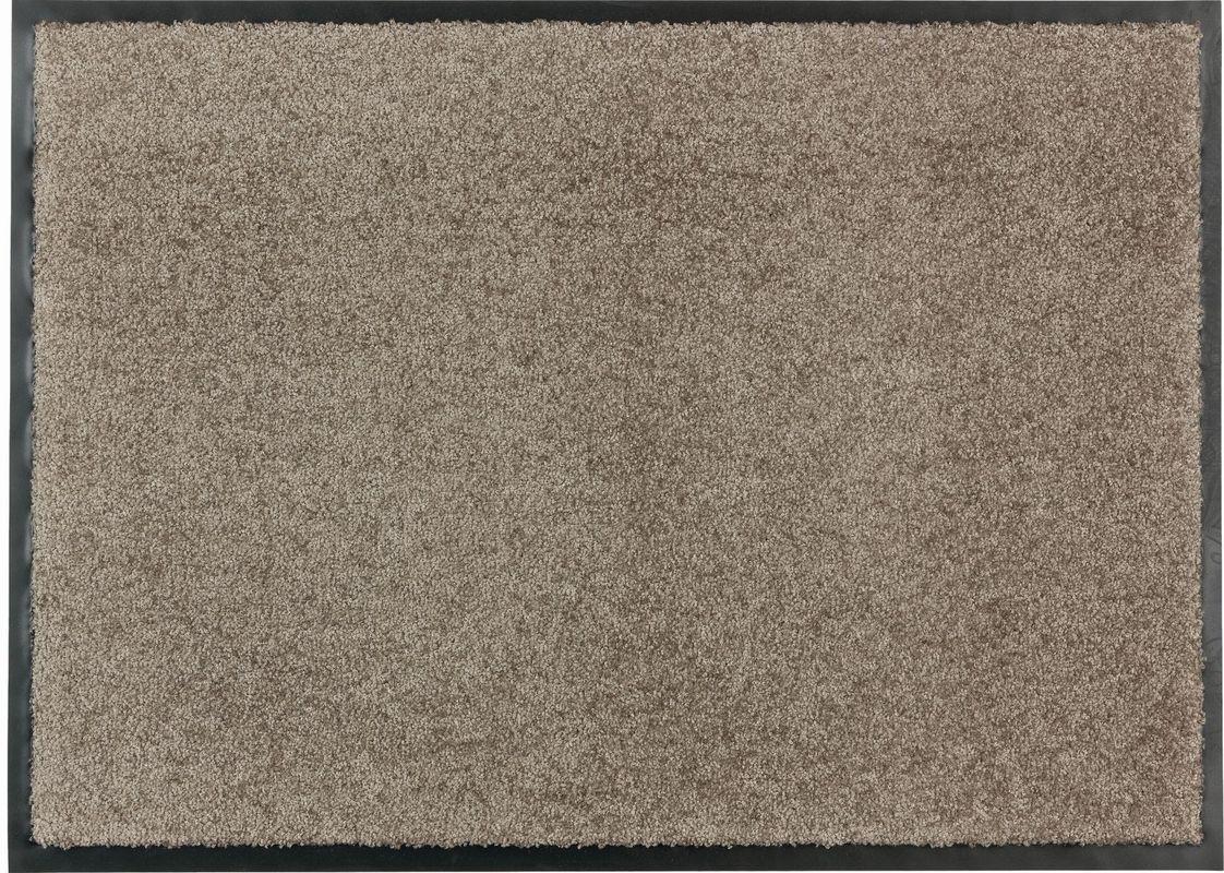 sch ner wohnen fussmatte broadway beige fu matten bei. Black Bedroom Furniture Sets. Home Design Ideas