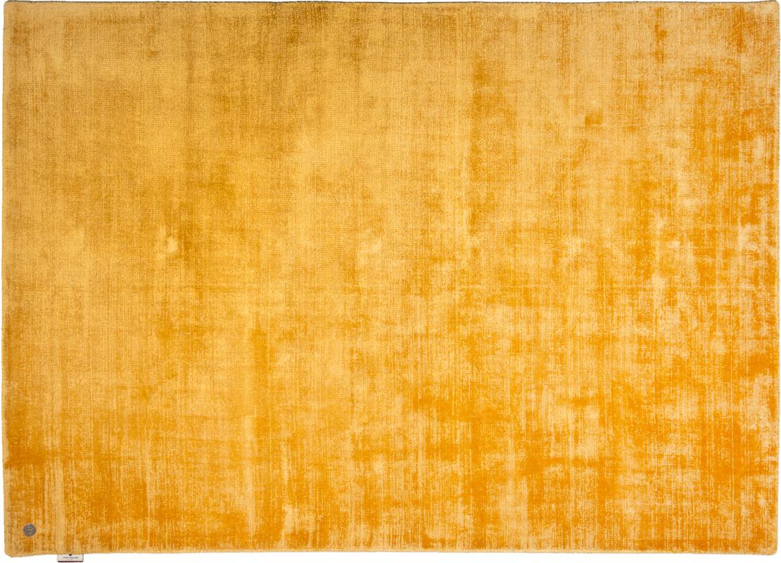 tom tailor teppich shine uni gelb bei tepgo kaufen versandkostenfrei. Black Bedroom Furniture Sets. Home Design Ideas