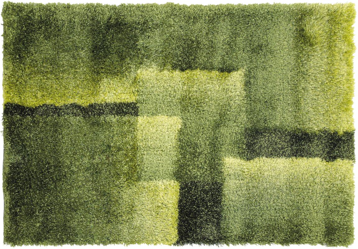 Teppich grün  Wissenbach Salina 1060 grün Teppich Hochflor Teppich bei tepgo ...